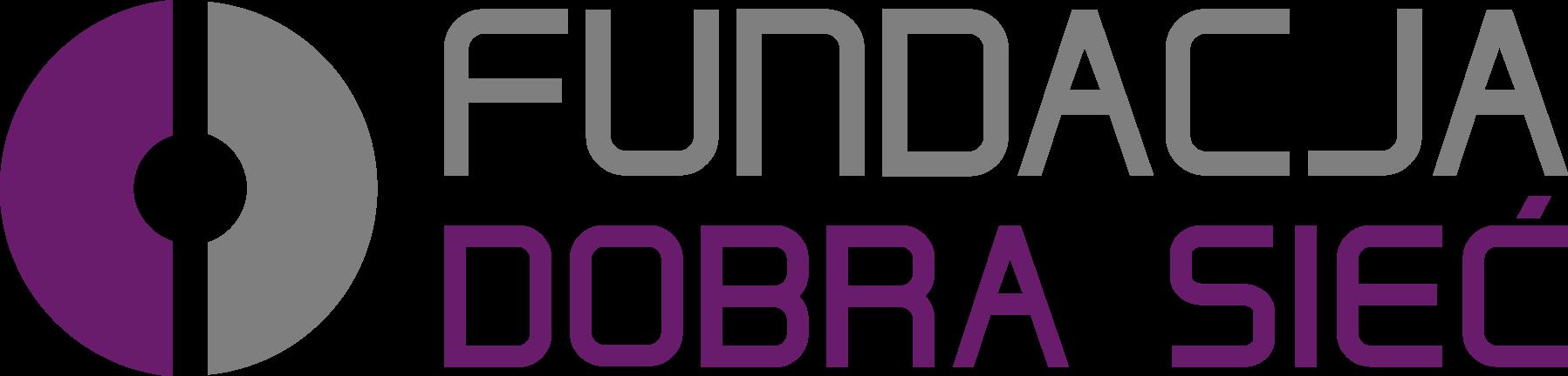 Logotyp Fundacji Dobra Sieć