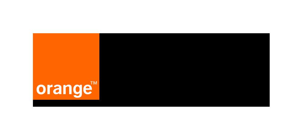 Logotyp Fundacji Orange