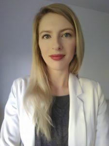 Portret Marzena Kacprowicz
